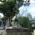 感田神社(貝塚市)神馬