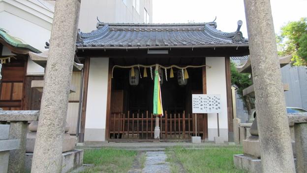 感田神社(貝塚市)一之社