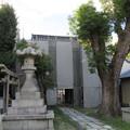 Photos: 感田神社(貝塚市)裏神門