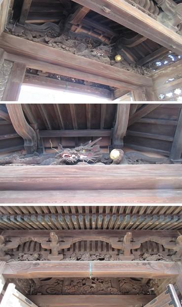 貝塚御坊 願泉寺(貝塚市)山門