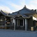 Photos: 貝塚御坊 願泉寺(貝塚市)鐘楼・経蔵