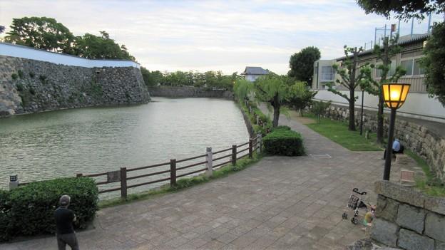 岸和田城(岸和田市)