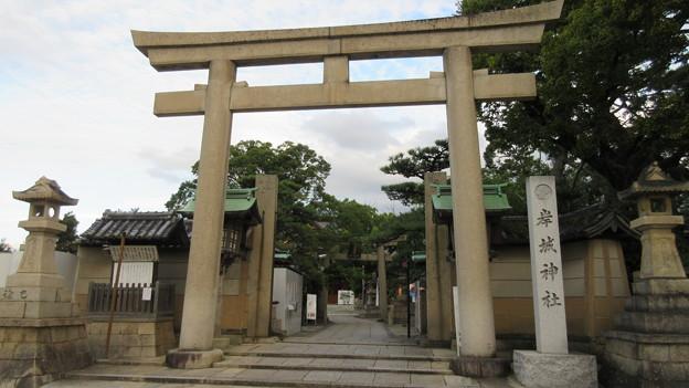 岸城神社(岸和田市)