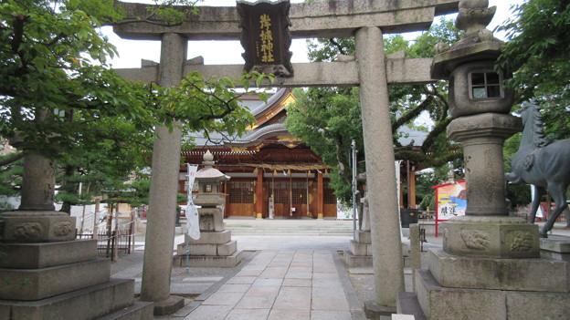Photos: 岸城神社(岸和田市)