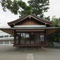 岸城神社(岸和田市)神楽殿
