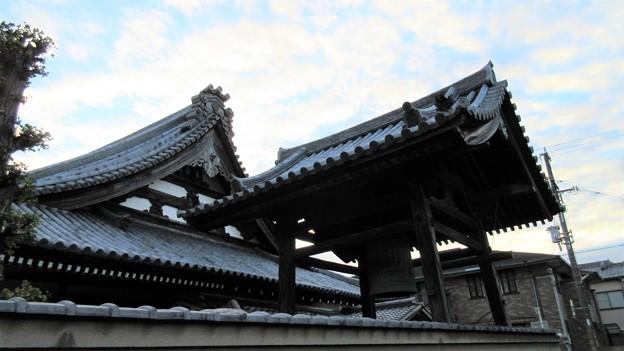 Photos: 紀州街道(大阪府岸和田市)円成寺
