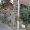 Photos: 防潮石垣(大阪府岸和田市)