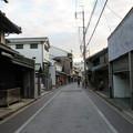 紀州街道(大阪府岸和田市)