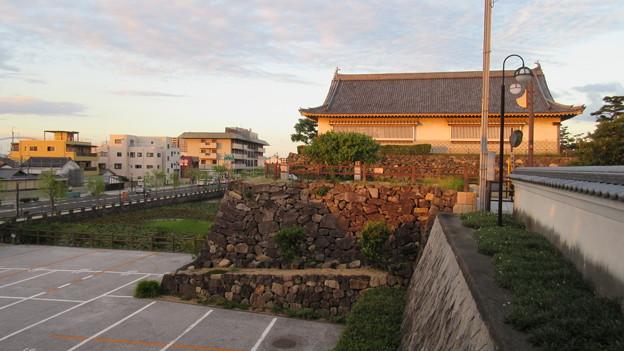 Photos: 岸和田城(岸和田市)二郭・二之丸・外堀