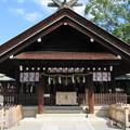 大鳥大社(堺市西区)拝殿