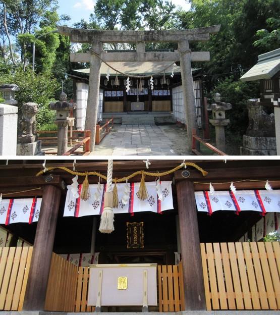 大鳥大社(堺市西区)大鳥美波比神社