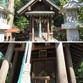 大鳥大社(堺市西区)四社合祀殿