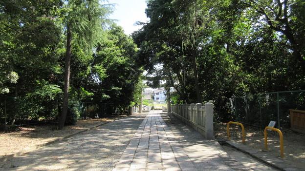 大鳥大社(堺市西区)東参道