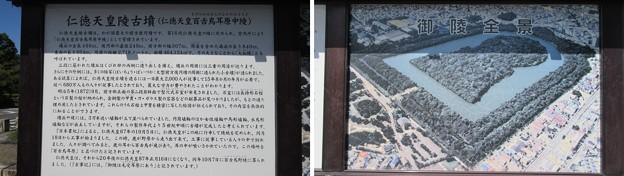 大仙陵古墳(堺市堺区)
