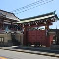 妙国寺(堺市堺区)山門