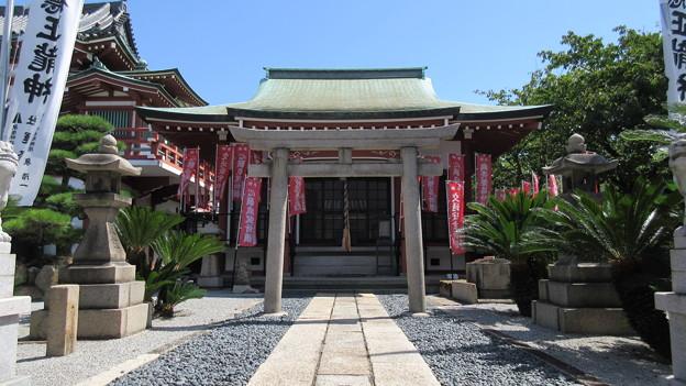 妙国寺(堺市堺区)宇賀徳正龍神