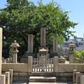 妙国寺(堺市堺区)土佐藩士供養塔