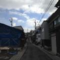 Photos: 13.12.12.旧中山道(下諏訪町)下諏訪宿