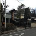 Photos: 13.12.12.旧中山道(下諏訪町)下諏訪宿本陣