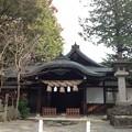 Photos: 諏訪大社 下社秋宮(下諏訪町)斎館
