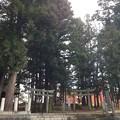諏訪大社 下社秋宮(下諏訪町)八幡山