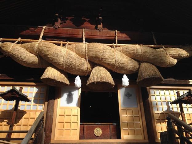 Photos: 諏訪大社 下社秋宮(下諏訪町)神楽殿