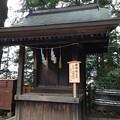 Photos: 諏訪大社 下社秋宮(下諏訪町)末社 鹿島社