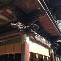 諏訪大社 下社秋宮(下諏訪町)幣拝殿