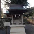 Photos: 13.12.12.諏訪大社 上社前宮(茅野市)若御子社