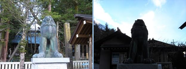 Photos: 諏訪大社 上社本宮(諏訪市)北鳥居