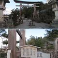 Photos: 諏訪大社 上社本宮(諏訪市)波除鳥居