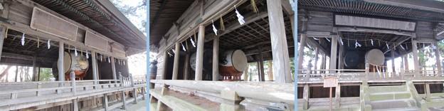 諏訪大社 上社本宮(諏訪市)神楽殿