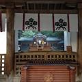 Photos: 諏訪大社 上社本宮(諏訪市)拝殿イラスト