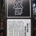 Photos: 13.12.12.上原城(茅野市)はなれ山前