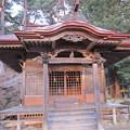 上原城(茅野市)金比羅神社