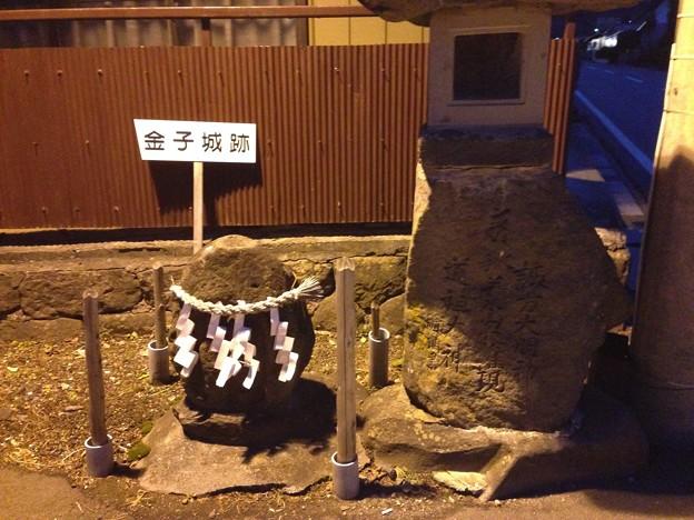 13.12.12.金子城(諏訪市)道祖神