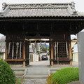 Photos: 信濃国分寺 仁王門(上田市)