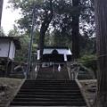新海三社神社(佐久市)拝殿
