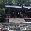 新海三社神社(佐久市)西本社