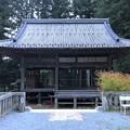Photos: 新海三社神社(佐久市)神楽殿
