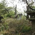 Photos: 岩崎城 登城路(坂城町)秋葉神社