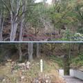 Photos: 泉平登城口(坂城町)裾無川