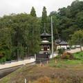 Photos: 温泉寺(諏訪市)駐車場より