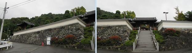 温泉寺(諏訪市)山門