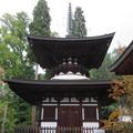 温泉寺(諏訪市)多宝塔
