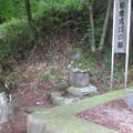 温泉寺(諏訪市)和泉式部墓