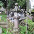 Photos: 温泉寺(諏訪市)石灯籠