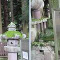 温泉寺(諏訪市)高島藩主諏訪家墓所