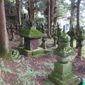 温泉寺(諏訪市)石灯籠
