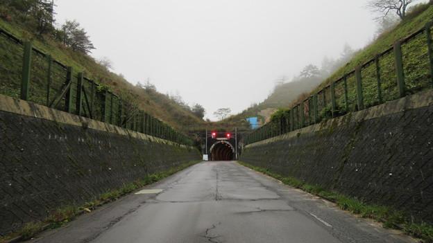 和田峠(長野県小県郡長和町~諏訪郡下諏訪町)和田峠トンネル